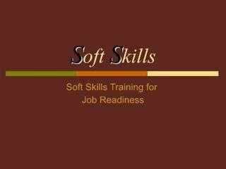 soft skills training for job #soft skills #self personality #softskills