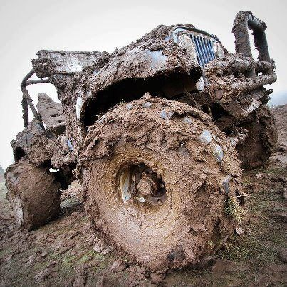 Jeep Mud Monday