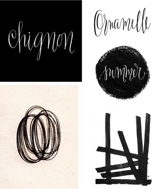 handwritten type #handwritten #typography #design