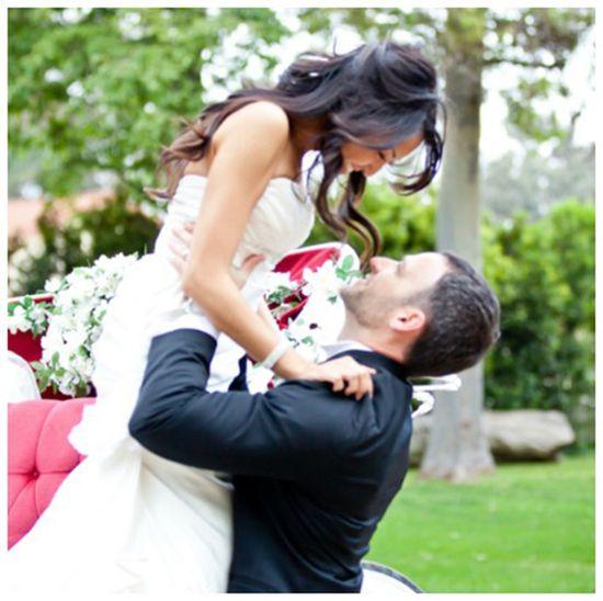 Romantic Wedding Moments!