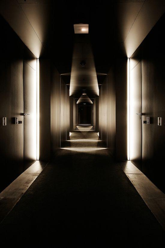 Hotel Puerta América, Madrid :: 3rd floor designed by David Chipperfield