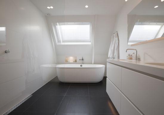 :: BATHROOMS :: interiors designed by Hofman Dujardin #bathrooms #interiors
