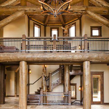 Luxury Mountain Homes Design Ideas