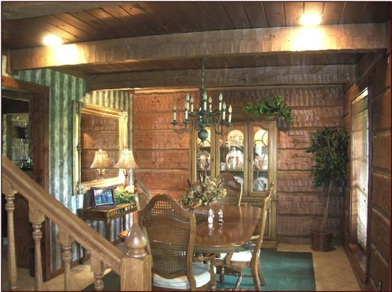 Log Home Design Ideas