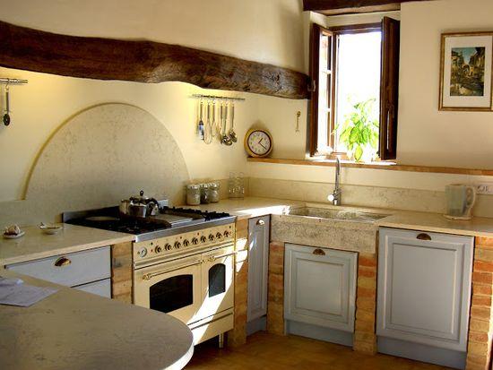 Italian Kitchen Decorating Ideas