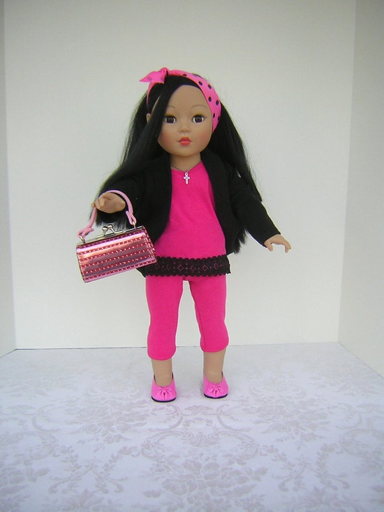 American Girl Other 18 Dolls and Bitty Baby Will Be by ItsSewSusan, $53.00