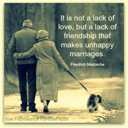 Love marriage quote