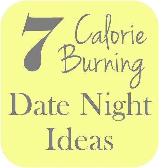 7 Calorie Burning Date Night Ideas