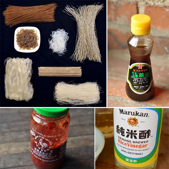 15 Basic Ingredients for Cooking All Kinds of Asian Food