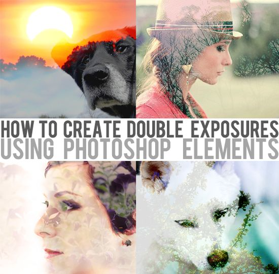 Create Artistic Double Exposure Effects in Your Photos #photography