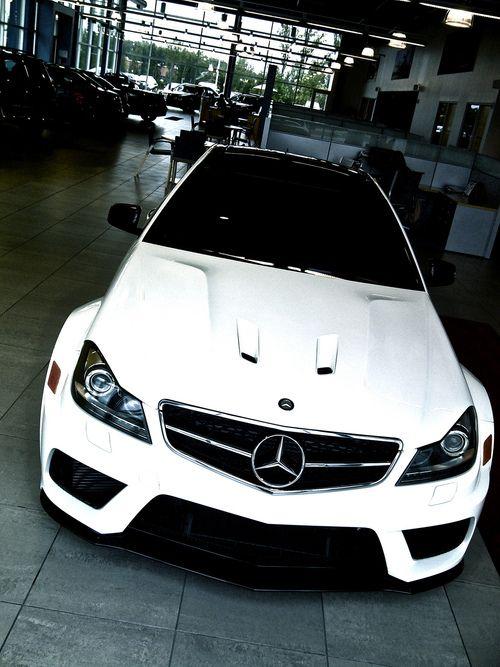 A Mean #Mercedes