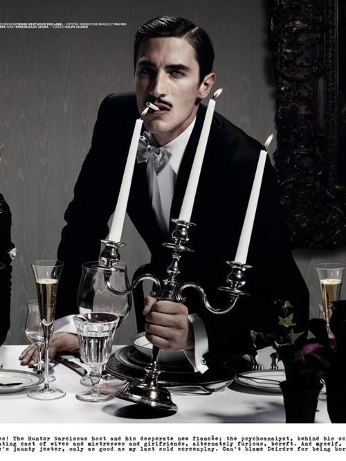 Photography. - Men's Fashion.