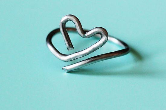DIY: wire ring