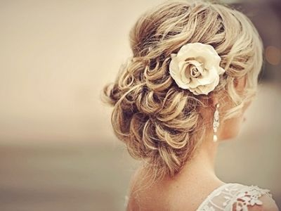 Add a hair accessory to your prom hair! So much fun!