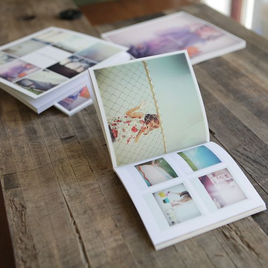 make instagram photo books!