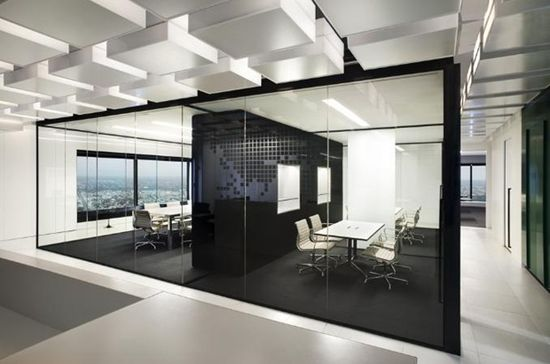 office interior design for The Boston Consulting Group