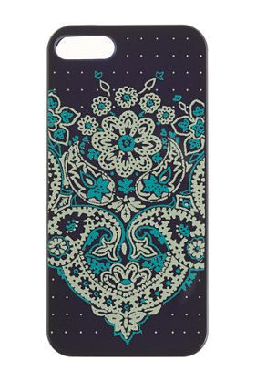 JCREW Paisley Iphone Cover ?