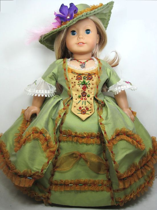 ":needs to make dress for 18"" dolls:"