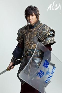 Lee Min Ho as Choi Young