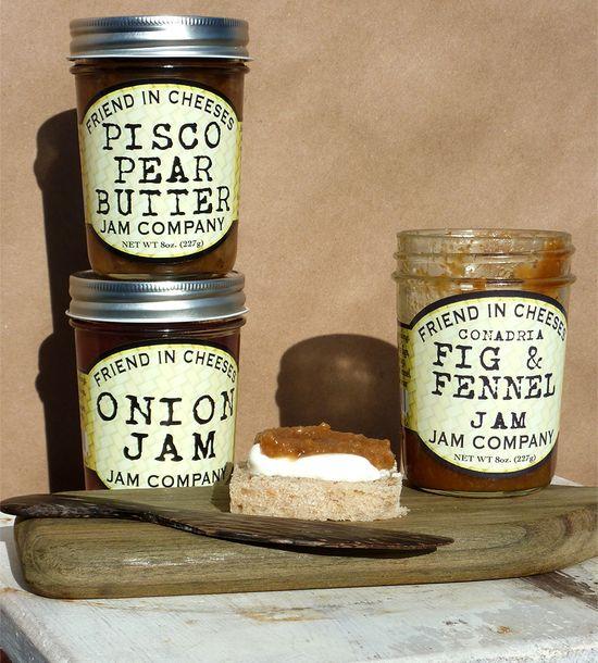 Sweet & Savory Gourmet Preserves