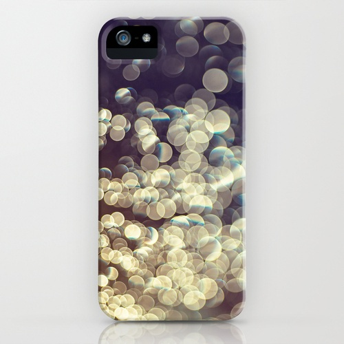 Sunshine and Rain iPhone Case by Laura Ruth