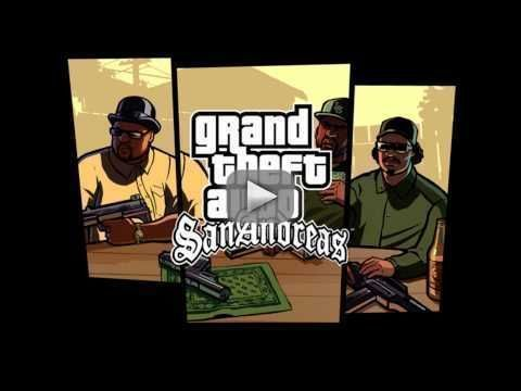 GTA - San Andreas - N.W.A - Express Yourself - i do not own
