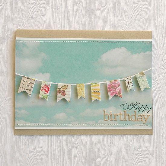 Handmade Birthday #handmade invitations #express yourself #oyin handmade review