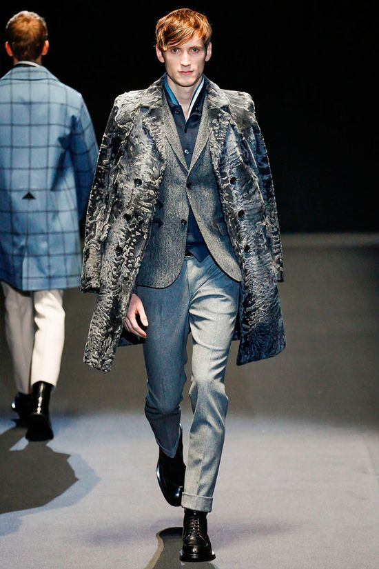 Gucci Fall/Winter Men's Collection 2013
