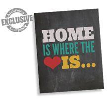 Home Decor Wall Art Printable