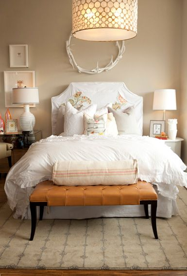 in love with this bedroom!