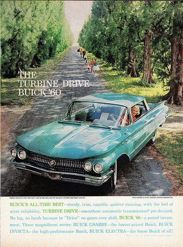 1960 Buick Le Sabre Four-Door Hardtop