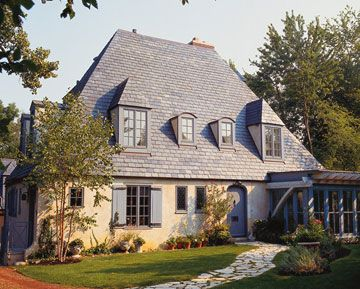 Country French Home