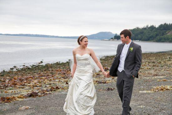 west coast wedding photo shoot