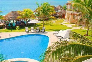 Azul Beach Resort - Great luxury resort for families in Riviera Maya, Mexico!
