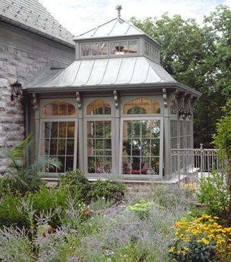 Greenhouse design.