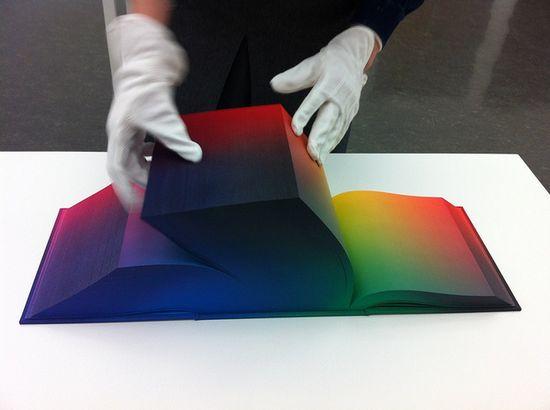 Book of color by Nanaki, via Flickr