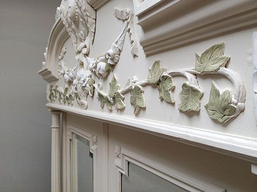 antique french furniture - ivy