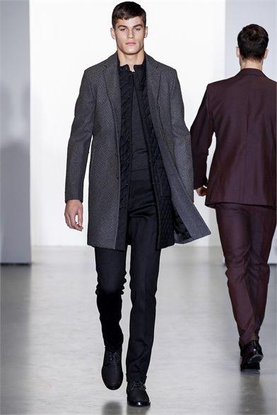 Calvin Klein Collection - Men Fashion Fall Winter 2013-14 - Shows - Vogue.it