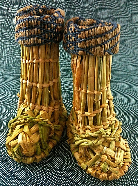 """??????? Japanese traditional craft """"snow shoes"""" by natsuko.m, via Flickr"""