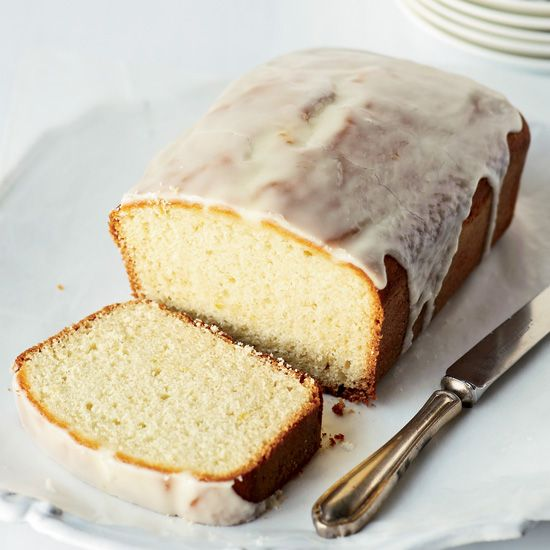 Lemon-Glazed Citrus-Yogurt Pound Cake // More Tasty Cakes: www.foodandwine.c... #foodandwine