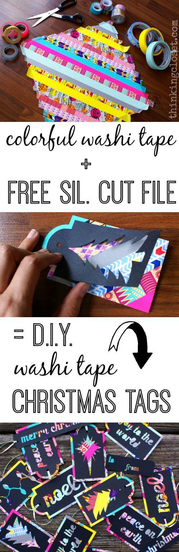 DIY Washi Tape Chris
