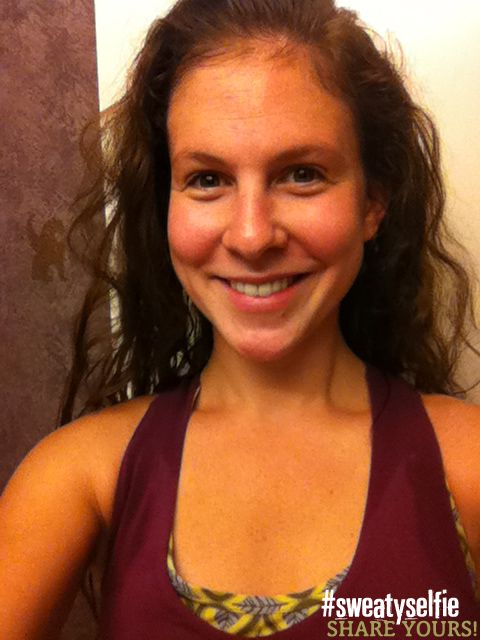 Post #yoga. #sweatyselfie #fitness #workout #exercise #health #happy #contest