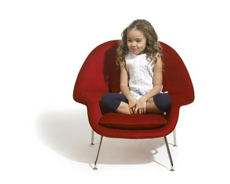 Knoll Kids - Child's Womb Chair