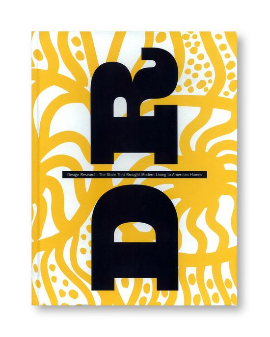 book cover for Design Research by Pentagram Design (2010)