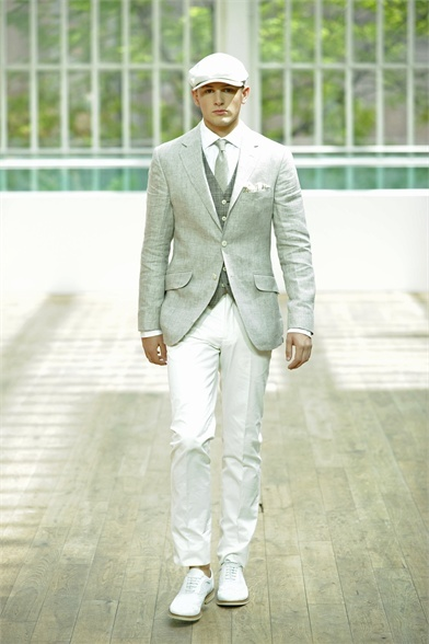 Hackett London - Men Fashion Spring Summer 2013 - Shows - Vogue.it