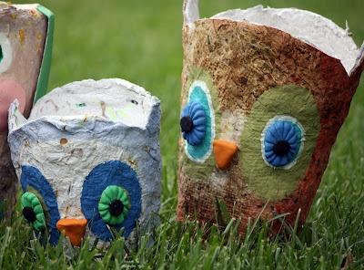 Owl handmade baskets #owl #basket #handmade
