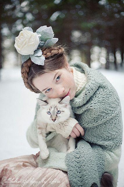 ? gorgeous kitty