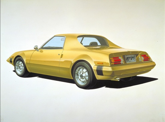 1975 Nissan AD-1 Concept