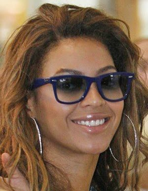 Beyonce - #RayBan #sunglasses