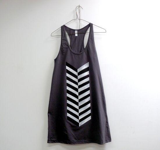 DIY tank/dress